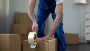 When to call a moving company