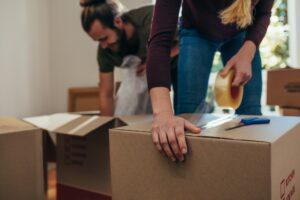 How to pack effectively for a move