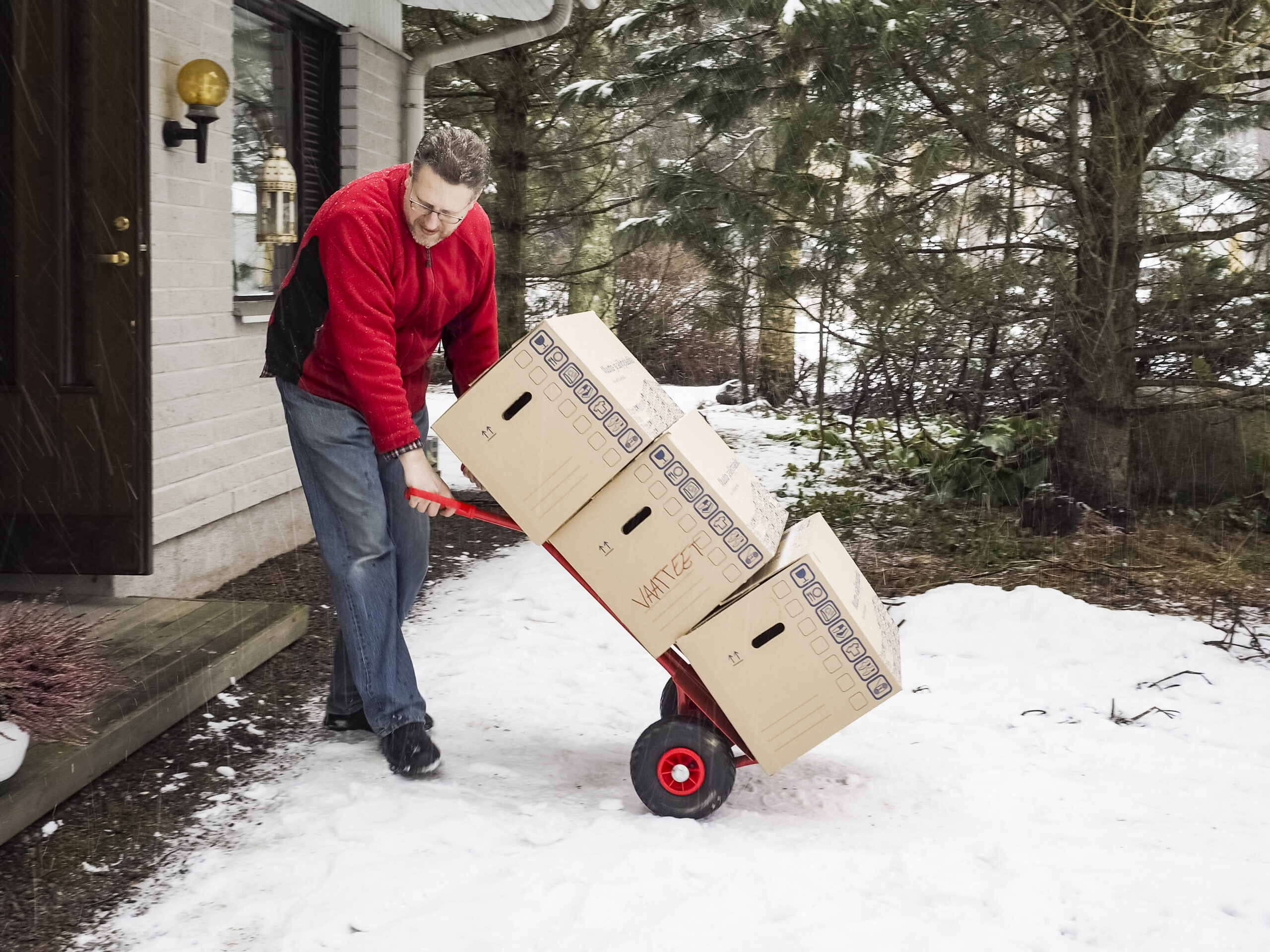 Winter moving tips: how to prepare properly