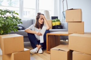 5 ways to lower your stress while moving