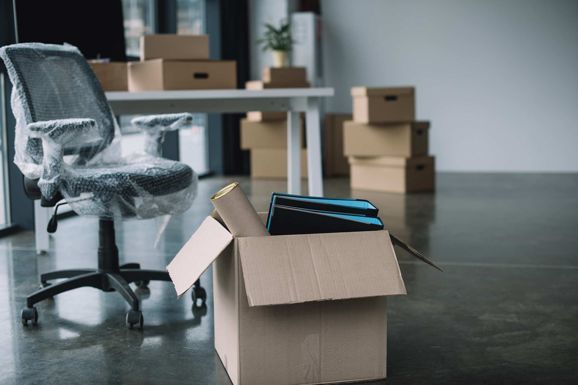 Where to get moving supplies in Utah