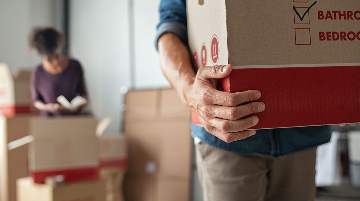 Is it better to rent moving boxes or buy your own?