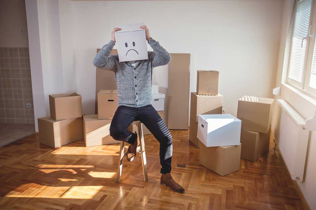 What to do if your moving company is late